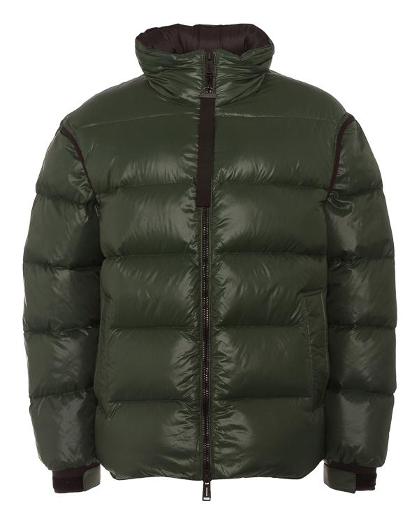 ADD из глянцевого текстиля с капюшоном  артикул KAM001 марки ADD купить за 28800 руб.