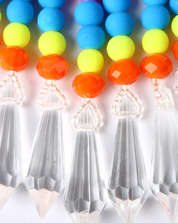 аксессуары ожерелье P.A.R.O.S.H., сезон: лето 2014. Купить за 1900 руб. | Фото 2