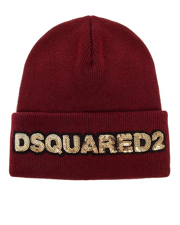 DSQUARED2 из плотной шерсти с отворотом  артикул  марки DSQUARED2 купить за 14800 руб.