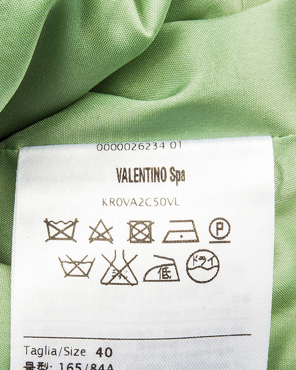 женская платье Valentino Red, сезон: лето 2016. Купить за 12200 руб. | Фото $i