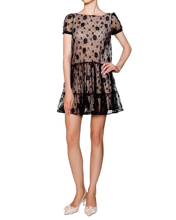 женская платье Valentino Red, сезон: лето 2016. Купить за 15500 руб. | Фото $i
