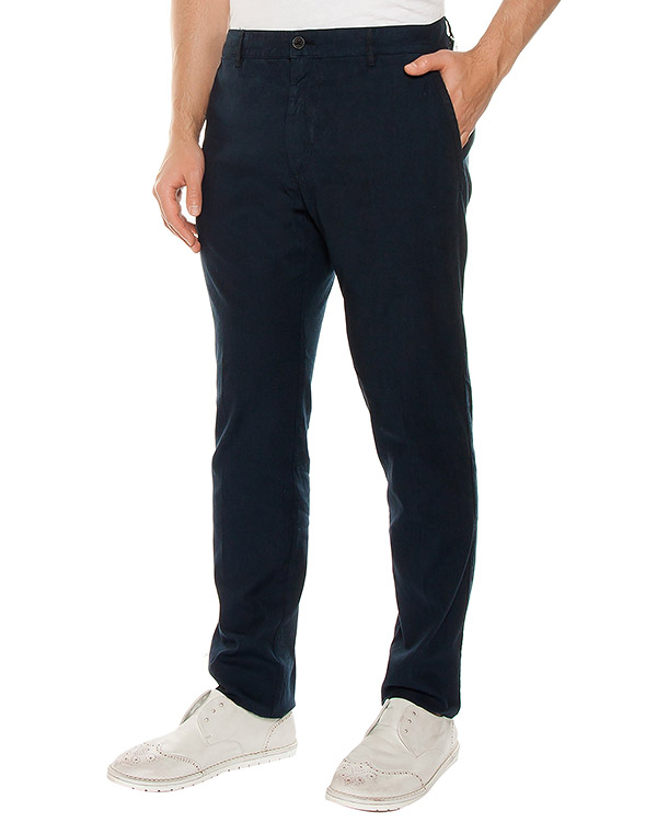 брюки  артикул L0M2130-E700 марки 120% lino купить за 6100 руб.
