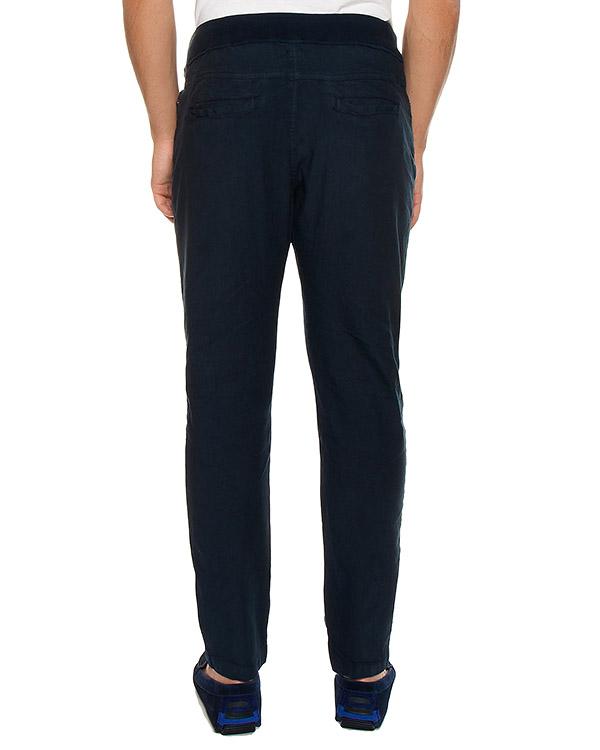 мужская брюки 120% lino, сезон: лето 2017. Купить за 6300 руб. | Фото $i