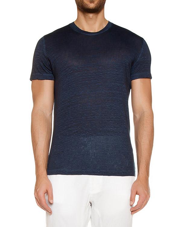 футболка  артикул L0M7288-E908 марки 120% lino купить за 3900 руб.