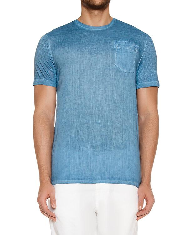 футболка  артикул L0M7360-E908 марки 120% lino купить за 4100 руб.