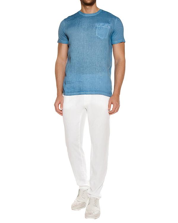 мужская футболка 120% lino, сезон: лето 2017. Купить за 4100 руб. | Фото $i