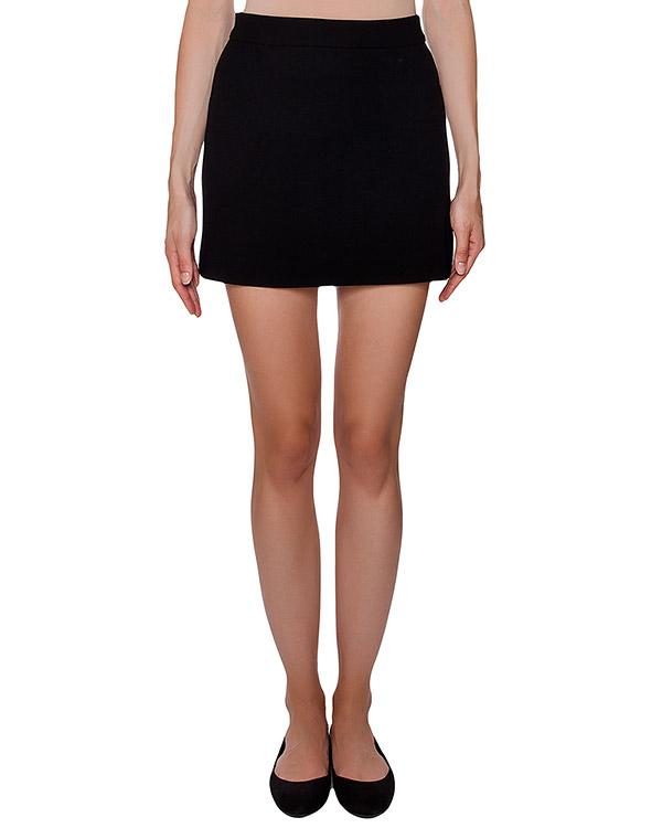 юбка из мягкой шерсти артикул LAKIXY630042 марки P.A.R.O.S.H. купить за 5900 руб.