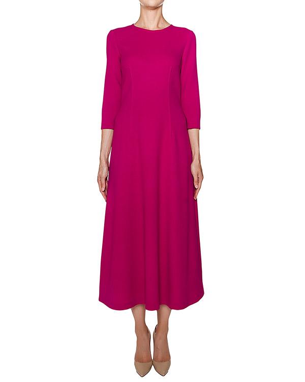 платье приталенного кроя из мягкой шерсти артикул LAKIXY700009 марки P.A.R.O.S.H. купить за 21000 руб.