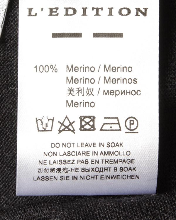 женская пуловер L'Edition, сезон: зима 2016/17. Купить за 10900 руб. | Фото $i
