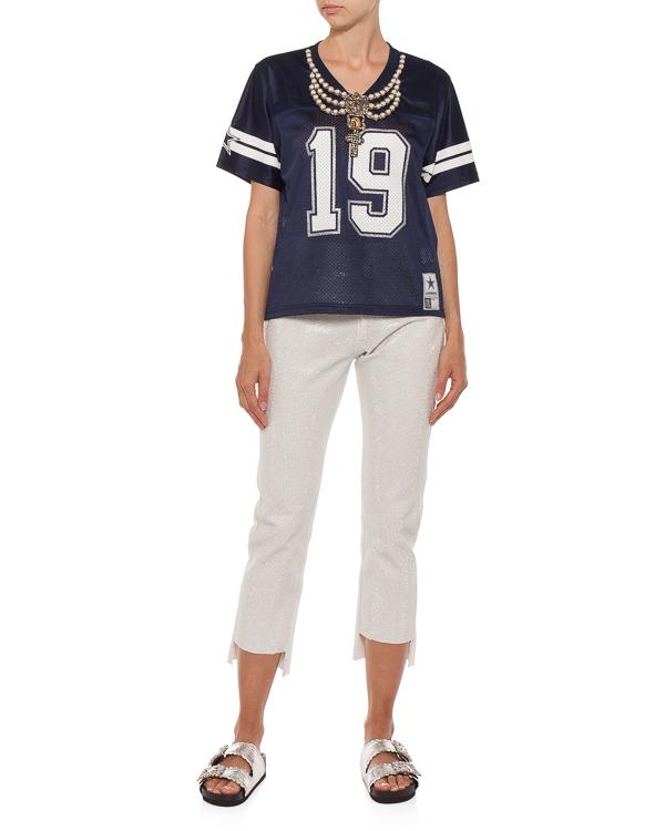женская джинсы L'Edition, сезон: лето 2018. Купить за 36100 руб. | Фото $i