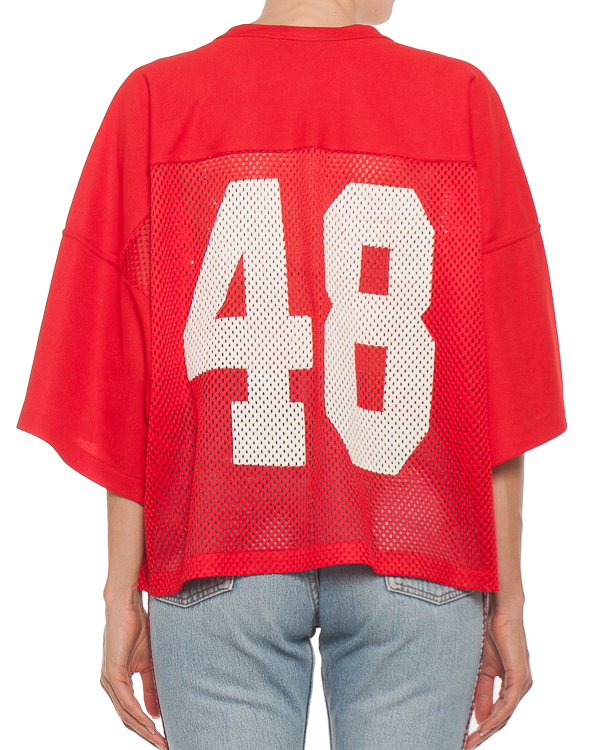женская футболка L'Edition, сезон: лето 2018. Купить за 26600 руб.   Фото $i