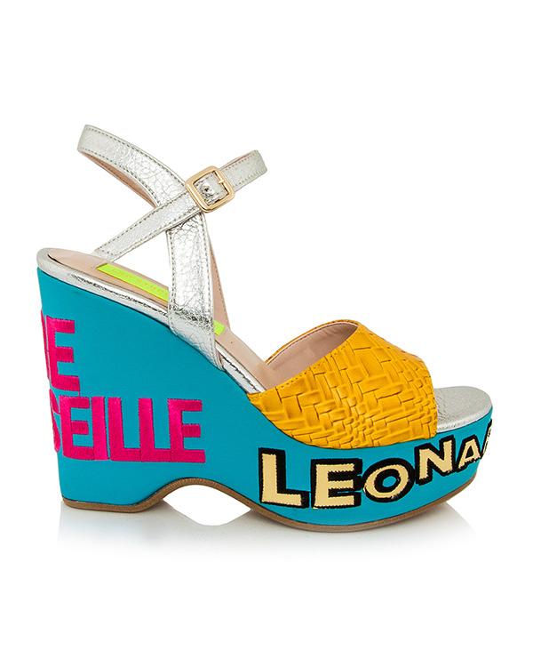 босоножки  артикул LEONARD410 марки Leo Studio Design купить за 4600 руб.