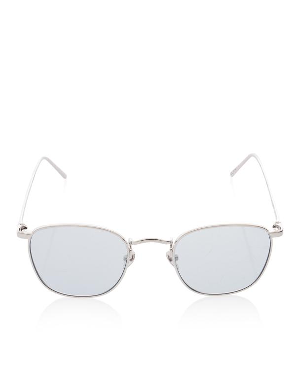 очки в тонкой титановой оправе артикул LFL479 марки Linda Farrow купить за 49900 руб.