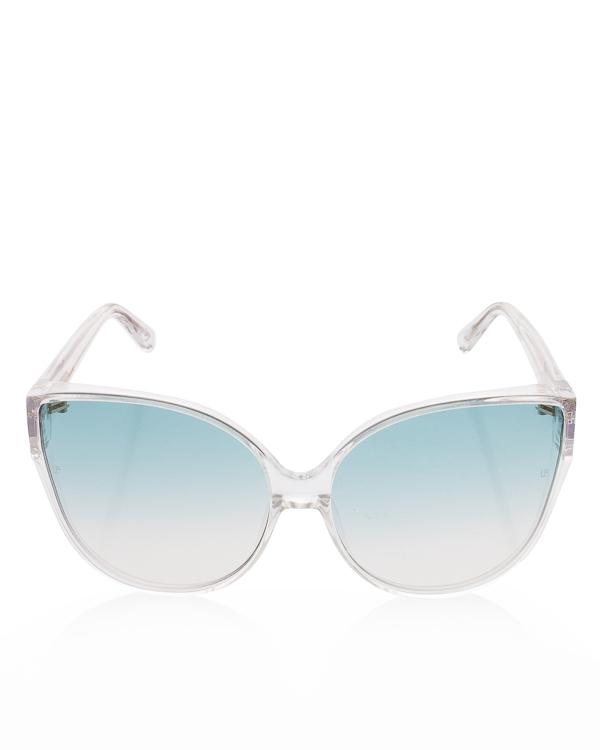 очки из высококачественного итальянского ацетата  артикул LFL656 марки Linda Farrow купить за 36000 руб.