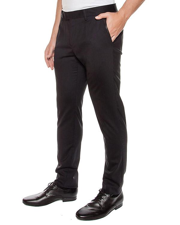 Les Hommes из мягкой шерсти с кожаными вставками артикул  марки Les Hommes купить за 9000 руб.