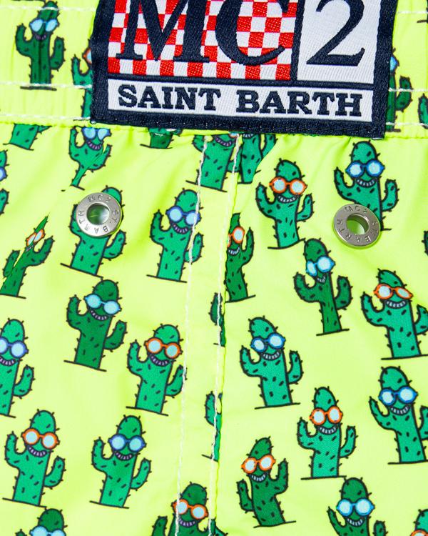 шорты для плавания  MC2 Saint Barth, сезон: лето 2020. Купить за 12900 руб. | Фото 4