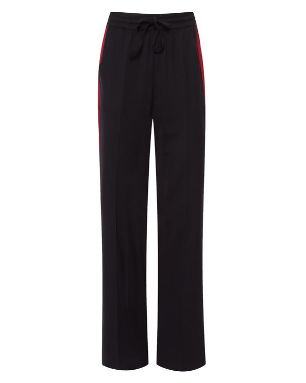 брюки из костюмной шерсти с лампасами  артикул LILIU230313 марки P.A.R.O.S.H. купить за 25300 руб.