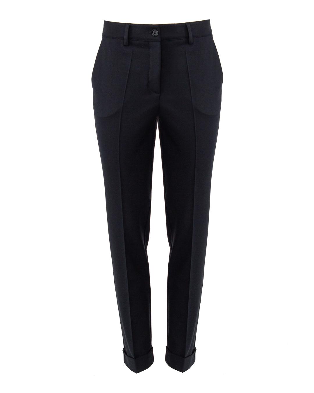 брюки P.A.R.O.S.H. LILIUXYD230123X s черный