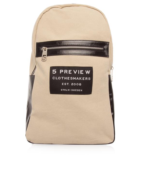 5Preview из плотного текстиля с логотипом бренда артикул LOU-S501 марки 5Preview купить за 5100 руб.