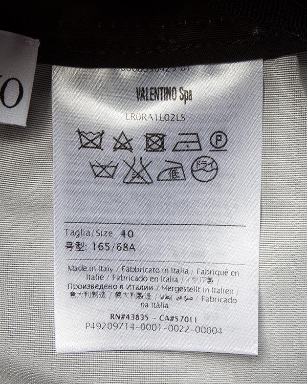 женская юбка Valentino Red, сезон: зима 2016/17. Купить за 20100 руб.   Фото $i