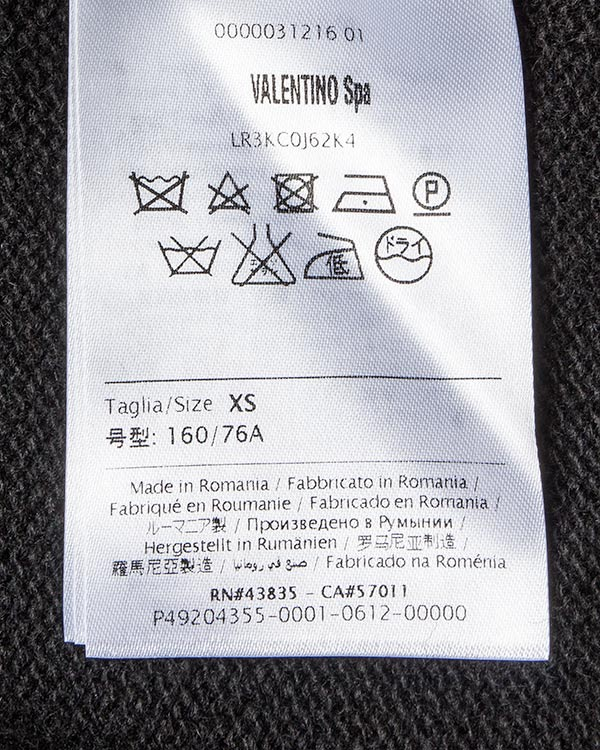 женская джемпер Valentino Red, сезон: зима 2016/17. Купить за 14200 руб. | Фото $i