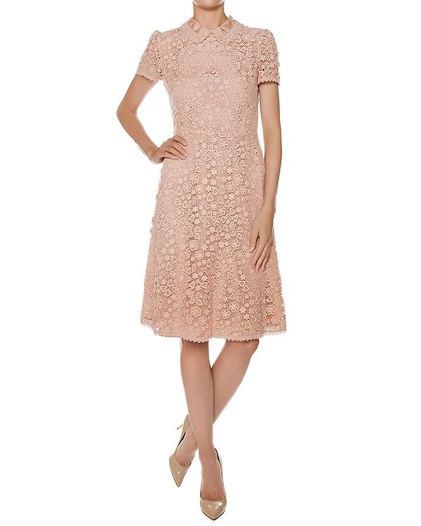 женская платье Valentino Red, сезон: зима 2016/17. Купить за 44500 руб. | Фото $i