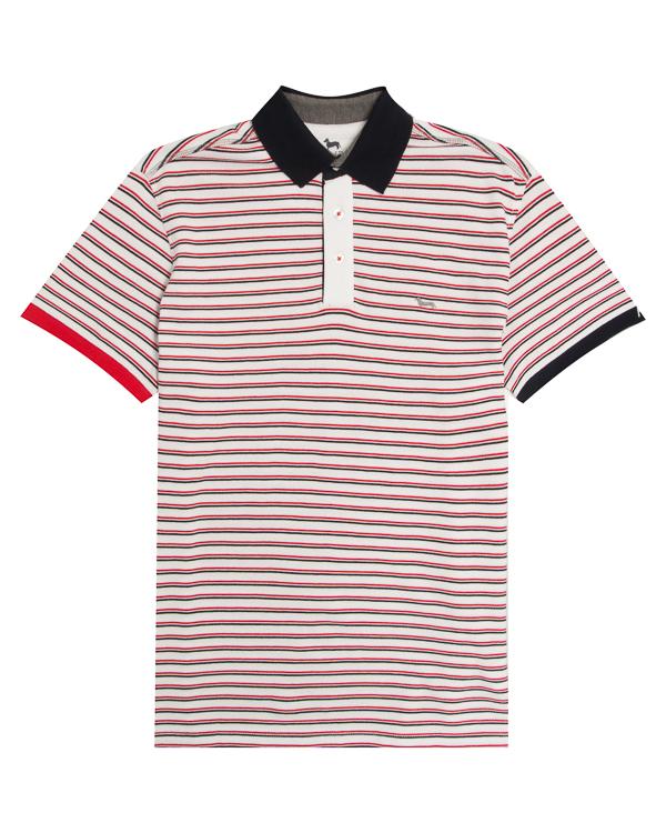 Harmont & Blaine из хлопка с фирменной вышивкой артикул  марки Harmont & Blaine купить за 8500 руб.