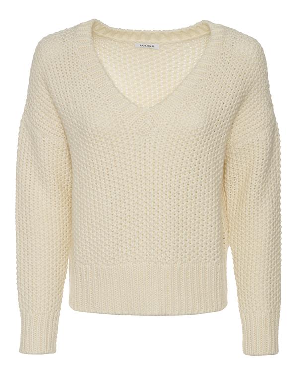 пуловер P.A.R.O.S.H. LYA511579 s молочный