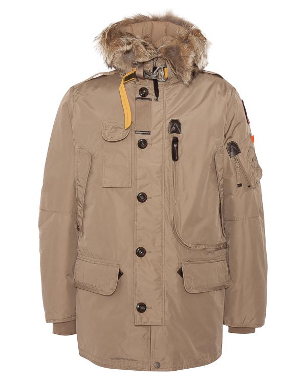 Parajumpers с карманами и капюшоном артикул MA02-18 марки Parajumpers купить за 81000 руб.
