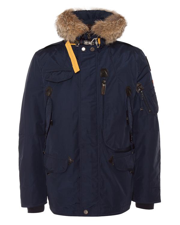 Parajumpers с карманами и капюшоном артикул MA03-18 марки Parajumpers купить за 76100 руб.