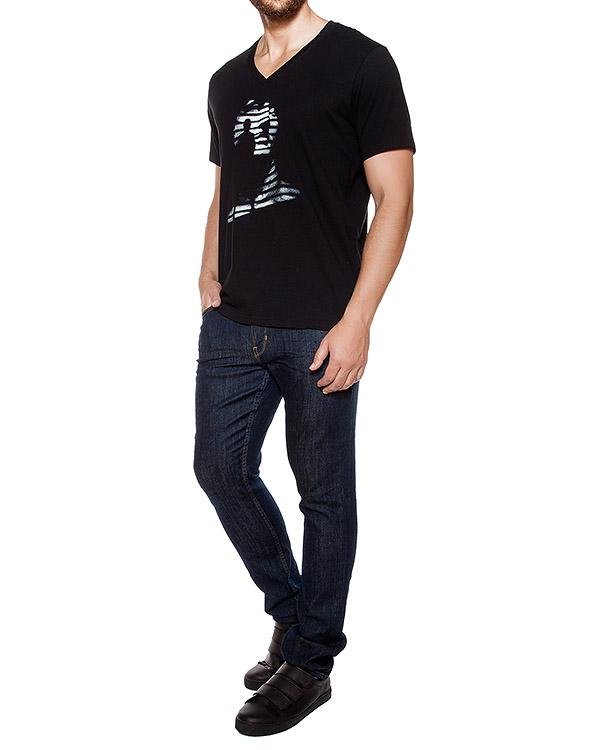 мужская футболка Tee Library, сезон: зима 2016/17. Купить за 2900 руб. | Фото $i