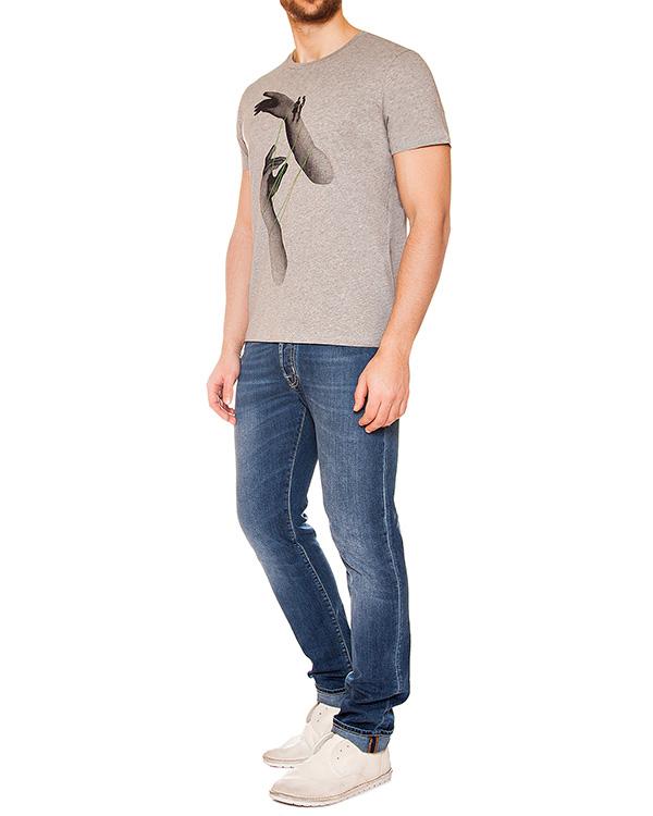 мужская футболка Tee Library, сезон: лето 2016. Купить за 4400 руб. | Фото $i