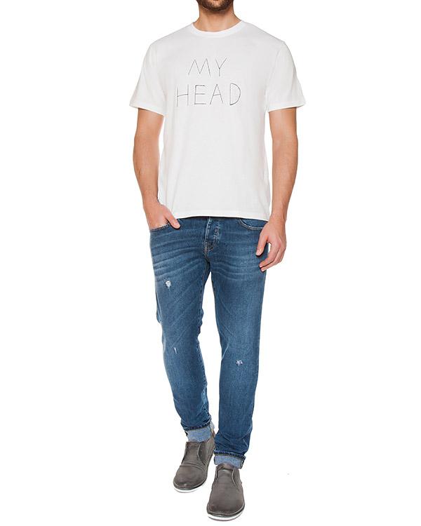 мужская футболка The ART of SCRIBBLE, сезон: лето 2017. Купить за 2200 руб. | Фото $i