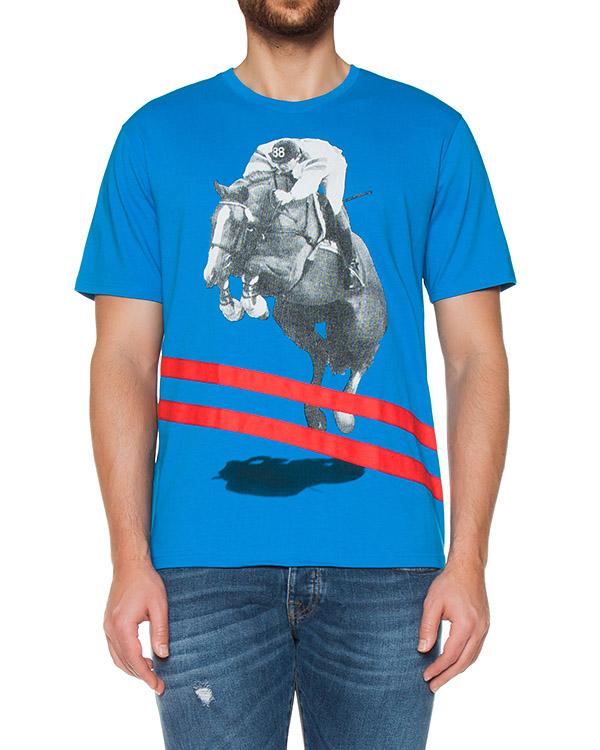футболка  артикул MAGS0022 марки Tee Library купить за 3000 руб.