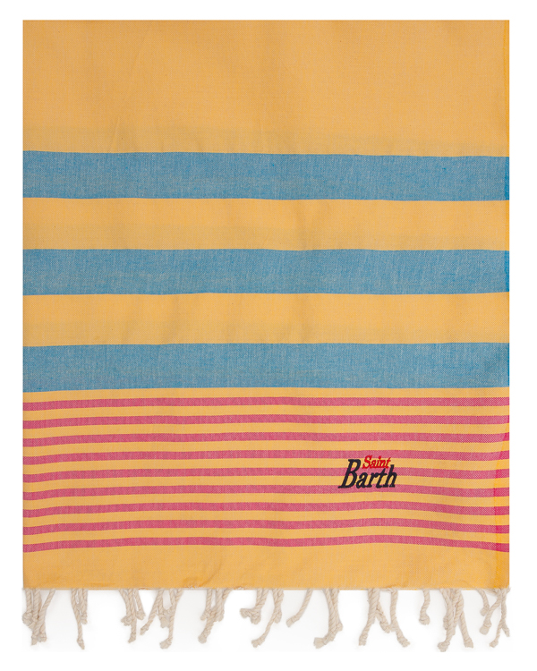 MC2 Saint Barth для пляжа из плотного хлопка  артикул MARINE9231 марки MC2 Saint Barth купить за 4000 руб.