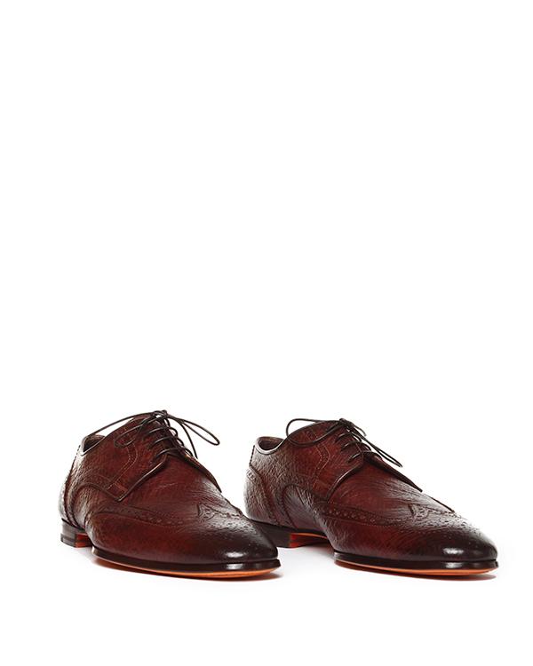 мужская туфли Santoni, сезон: лето 2014. Купить за 11900 руб. | Фото $i