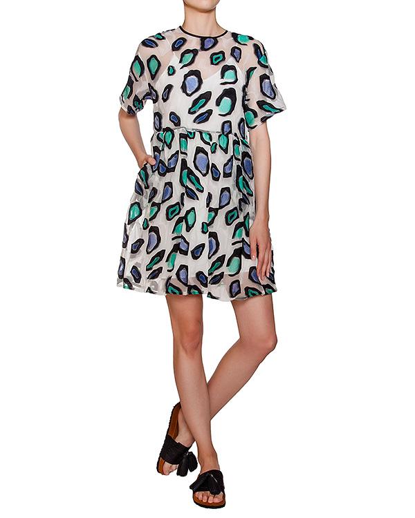 женская платье MSGM, сезон: лето 2016. Купить за 26200 руб. | Фото $i