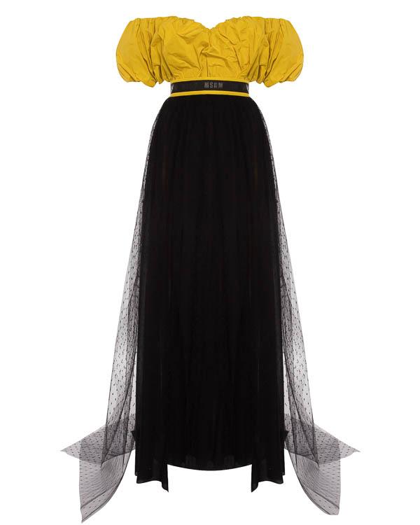 платье  артикул MDA411 марки MSGM купить за 81200 руб.