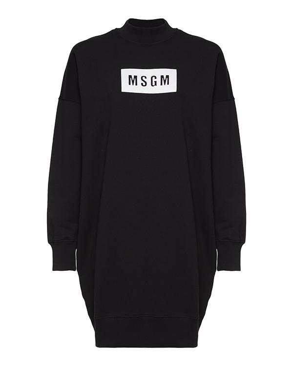 MSGM -худи с логотипом бренда  артикул  марки MSGM купить за 20400 руб.