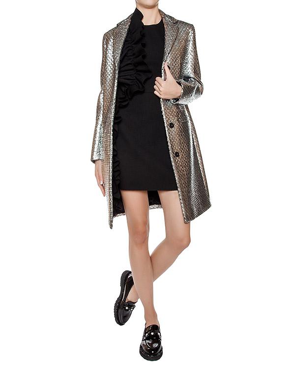 женская пальто MSGM, сезон: зима 2016/17. Купить за 29500 руб. | Фото $i