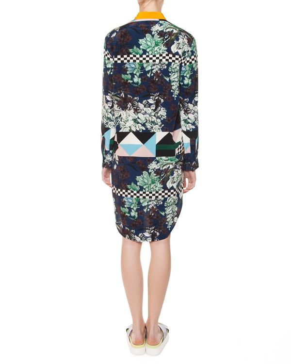женская платье MSGM, сезон: лето 2015. Купить за 23000 руб. | Фото $i