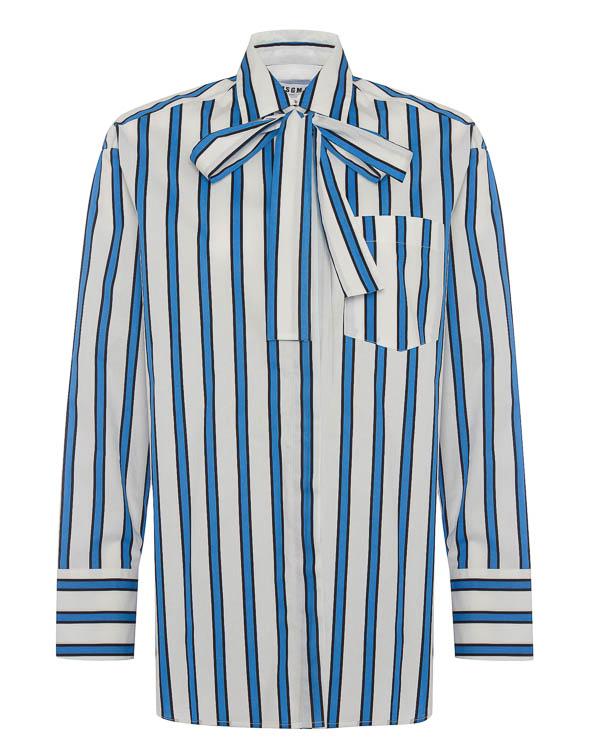 рубашка  артикул MDE14B марки MSGM купить за 26300 руб.