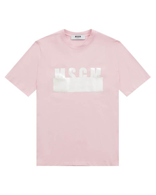 футболка  артикул MDM162M марки MSGM купить за 6800 руб.