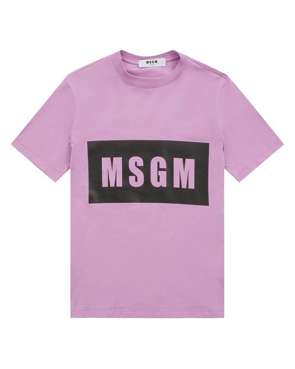 футболка  артикул MDM95M марки MSGM купить за 6100 руб.