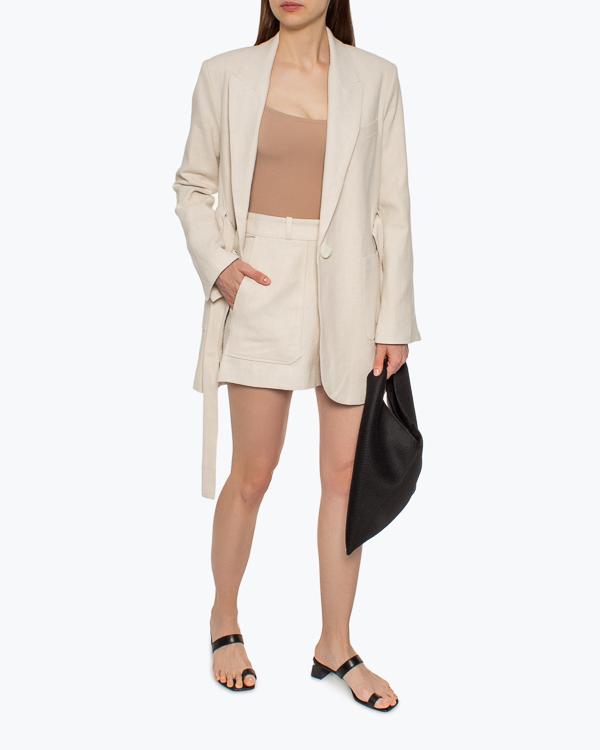 Женская шорты Unlabel, сезон: лето 2021. Купить за 8300 руб.   Фото 1