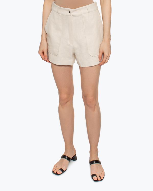 Женская шорты Unlabel, сезон: лето 2021. Купить за 8300 руб.   Фото 2