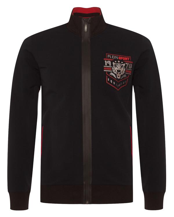 PHILIPP PLEIN sport прямого кроя с логотипом бренда артикул  марки PHILIPP PLEIN sport купить за 29500 руб.