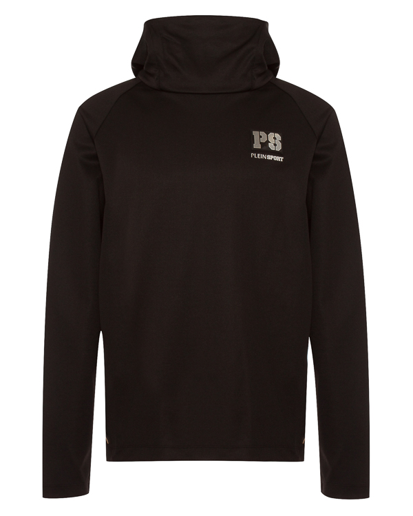 PHILIPP PLEIN sport с рукавами-реглан и логотипом бренда артикул  марки PHILIPP PLEIN sport купить за 24600 руб.