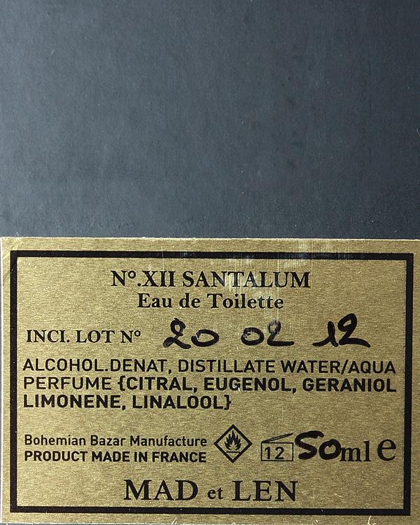 парфюмерия туалетная вода MAD et LEN, сезон: без сезона. Купить за 4950 руб. | Фото $i