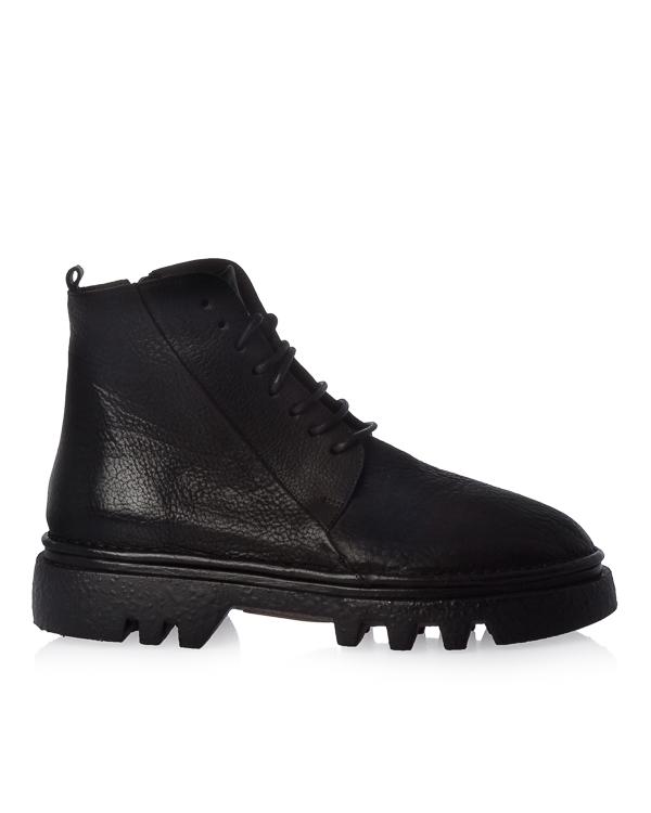 ботинки из шагреневой кожи  артикул MM2576 марки Marsell купить за 36500 руб.